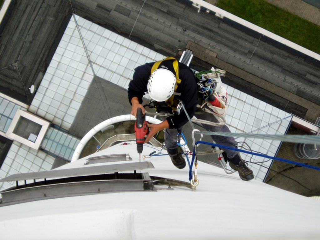 Seil & Technik Industriekletterer